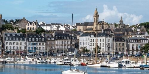 La Bretagne Ouest à Audierne