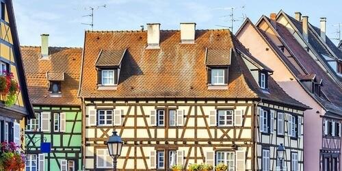 L'Alsace à Bergheim