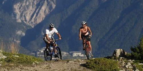 Les Hautes-Alpes à Briançon en Été