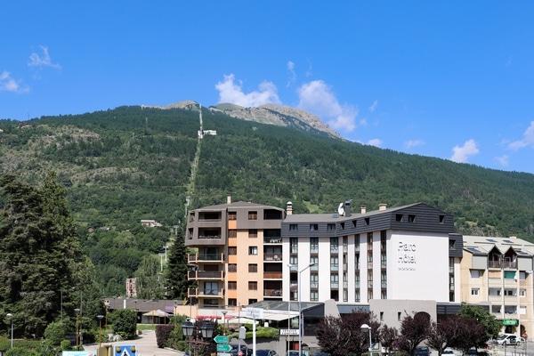 Votre hôtel à Briançon en Été