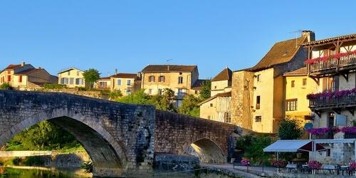 Le Lot-et-Garonne à Castelmoron
