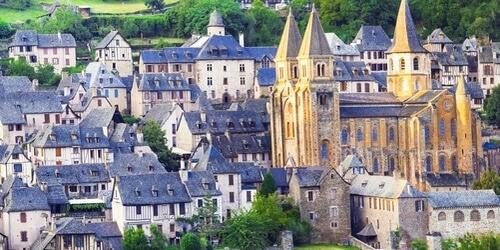 L'Aveyron à Rieupeyroux