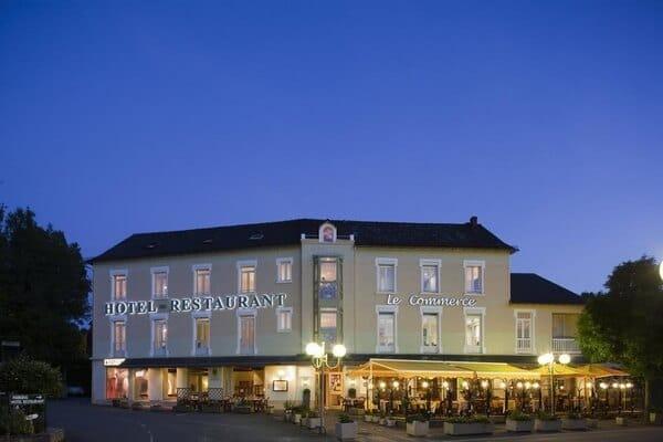 Votre hôtel à Rieupeyroux