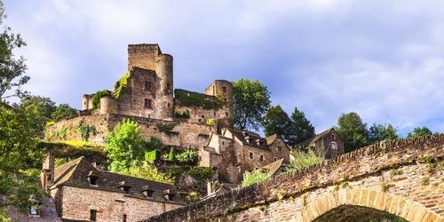 L'Aveyron à Rignac