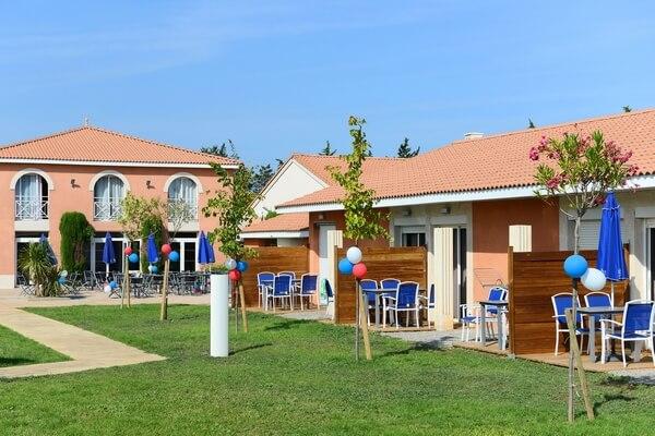 Votre résidence à Sallèles d'Aude