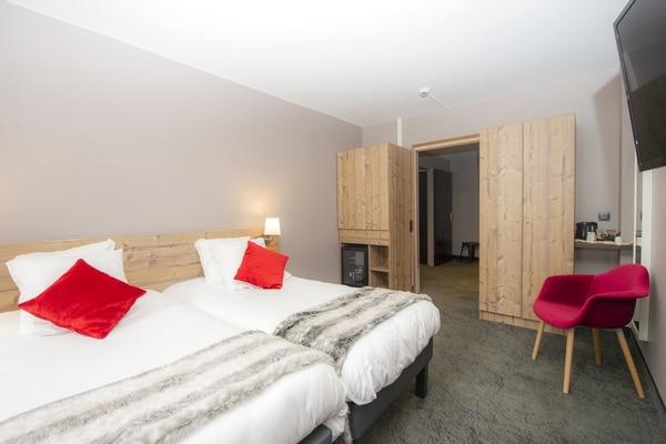 Les services de l'hôtel à Valfréjus en été
